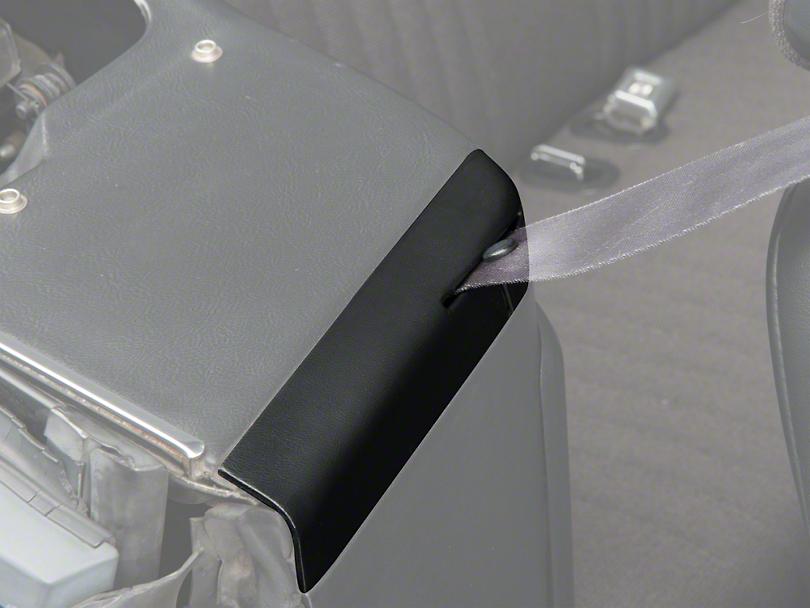 OPR Convertible Seat Belt Bezels - Pair (90-93 All)