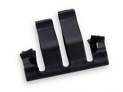 Convertible Seat Belt Bezel Fastener (90-93 All)