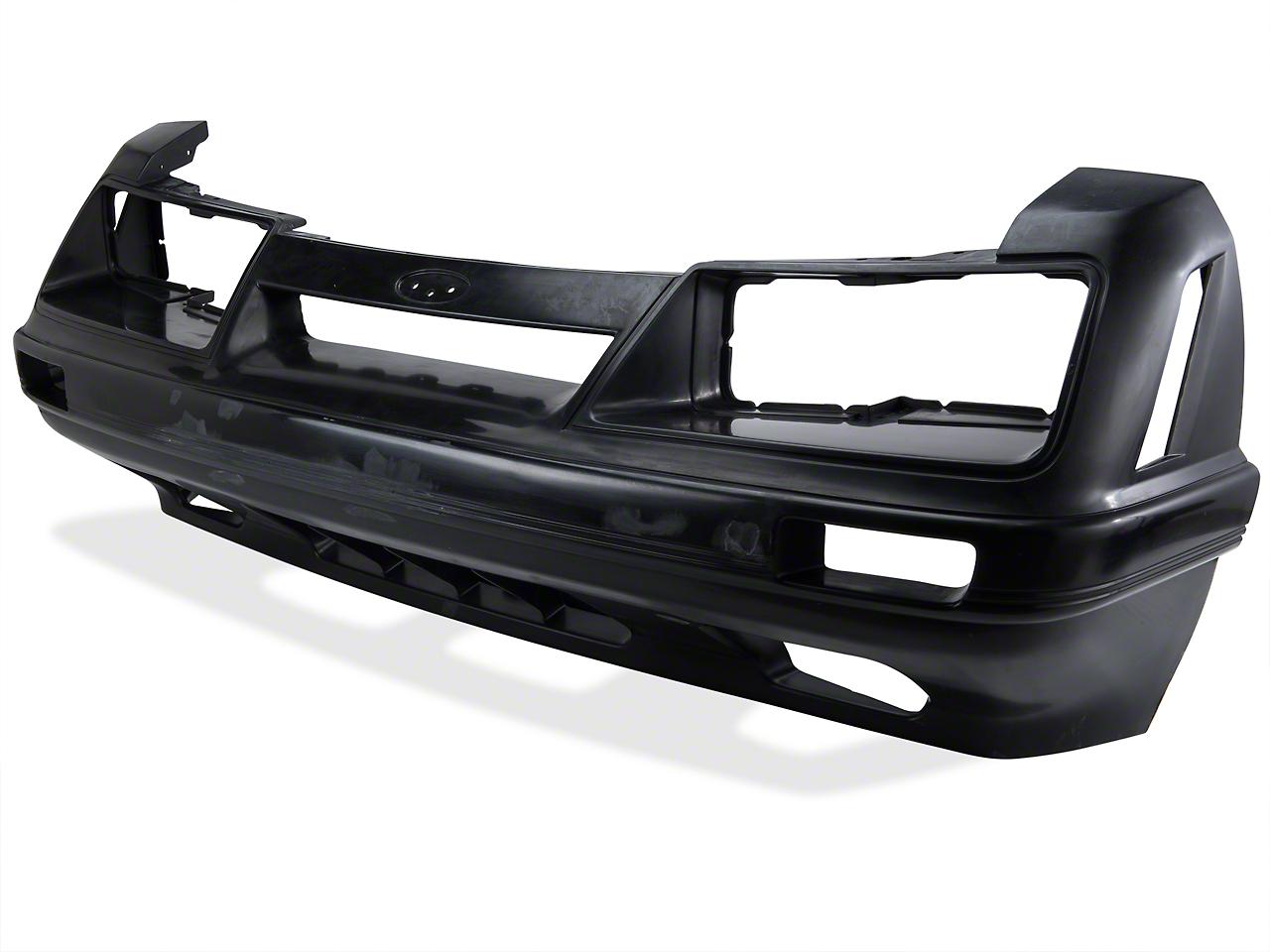 Front Bumper Cover - Unpainted (85-86 GT)