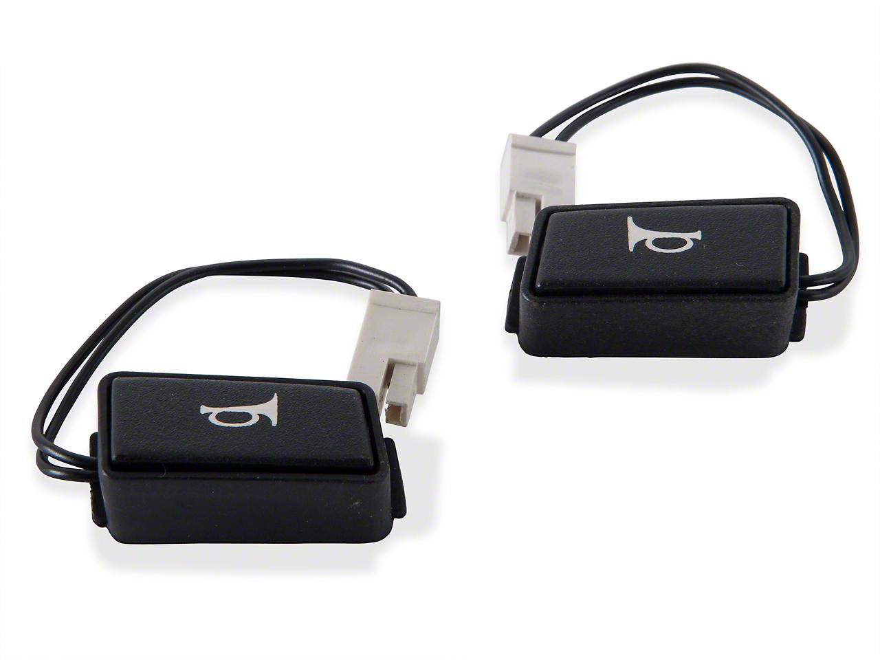 Horn Buttons (91-93 All)