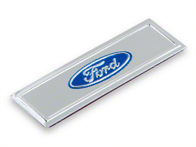 Ford Rocker Panel Emblem (79-86 All)