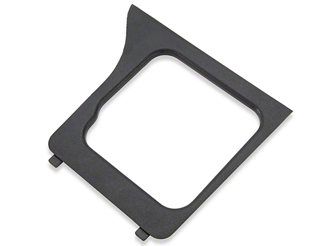 Shifter Bezel - Manual (79-86 All)