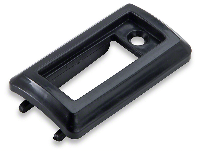 Front Seat Release Latch Bezel (81-93 All)