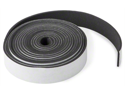 Convertible And T-Top Weatherstrip Retainer Channel Seal (81-93 All)