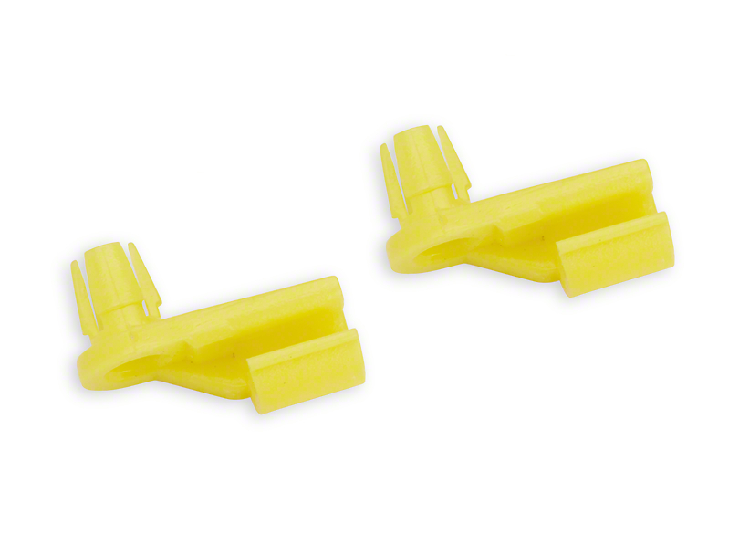 OPR Door Lock Rod Clip - Pair (86-93 All)