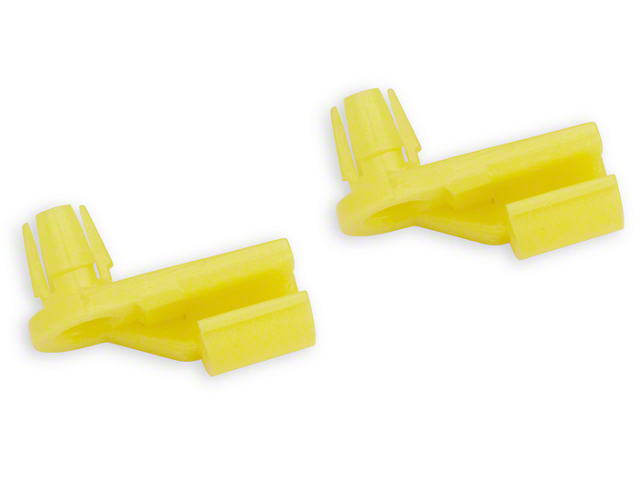 Door Lock Rod Clip - Pair (86-93 All)