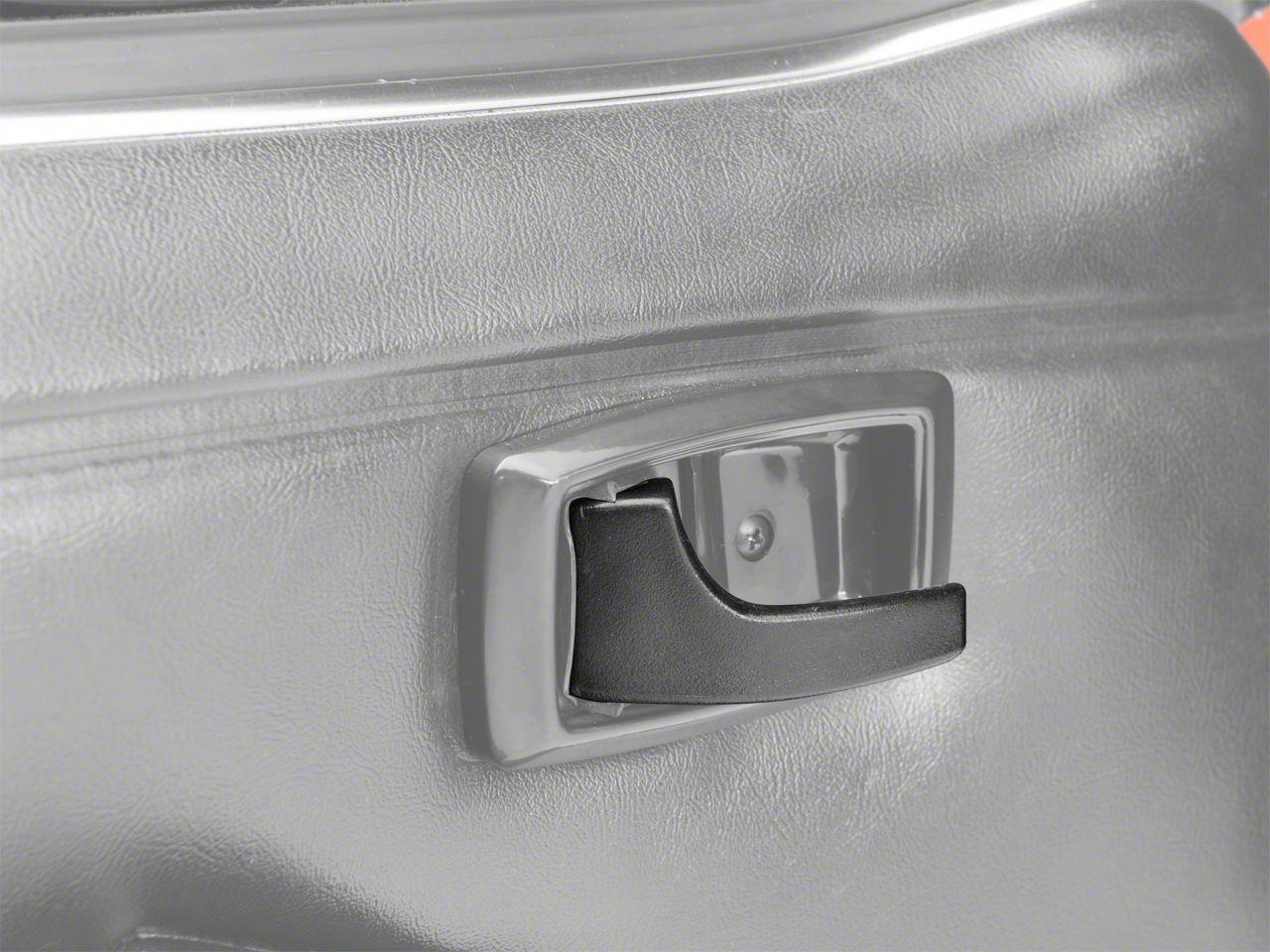 Add Interior Door Handle - Left Side (79-93 All)