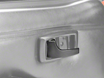 Interior Door Handle - Left Side (79-93 All)