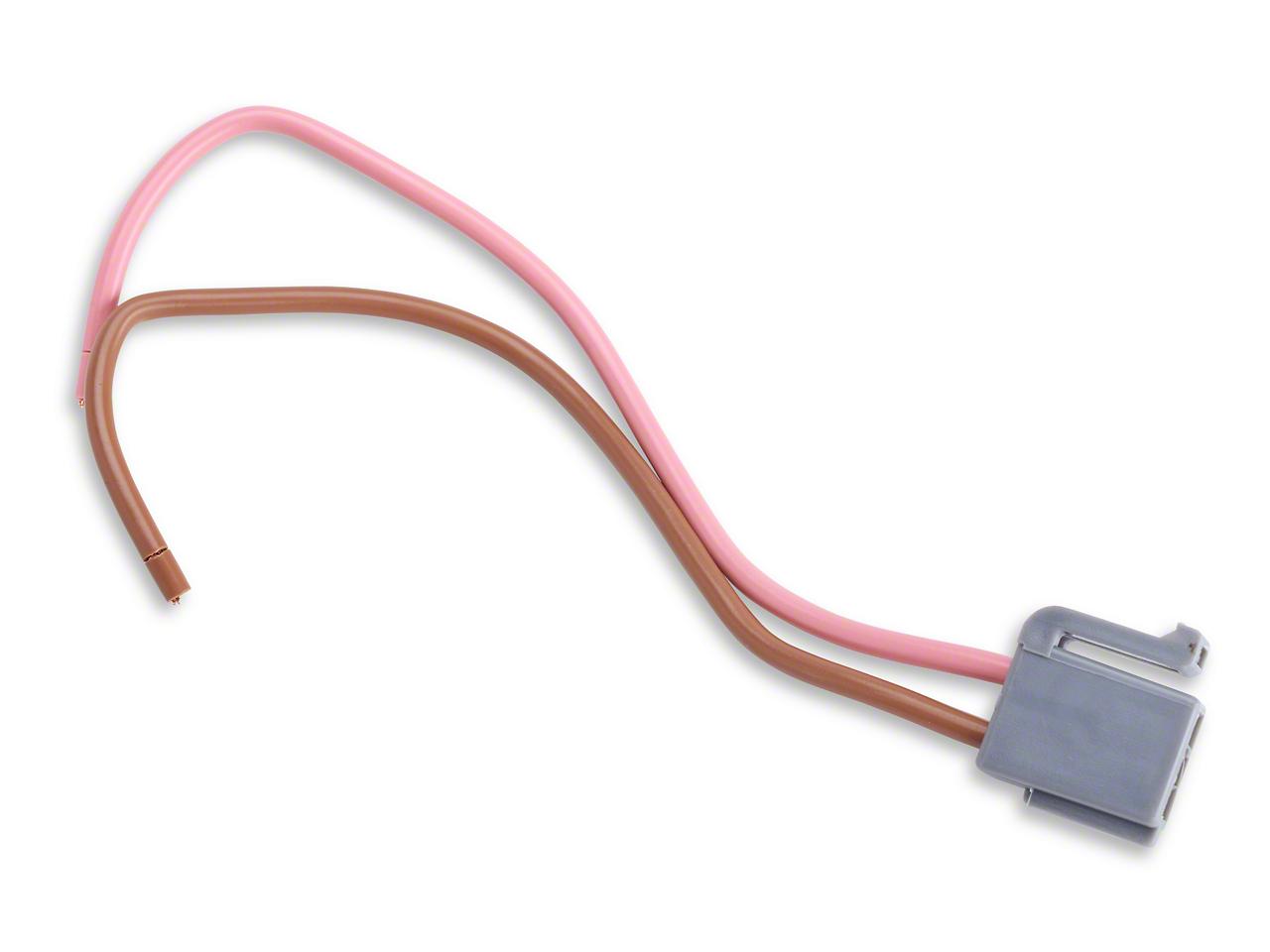A/C Compressor Clutch Coil Connector (80-94 All)