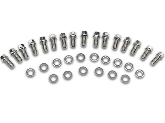 ARP Stainless Steel Header Bolts (79-95 5.0L)