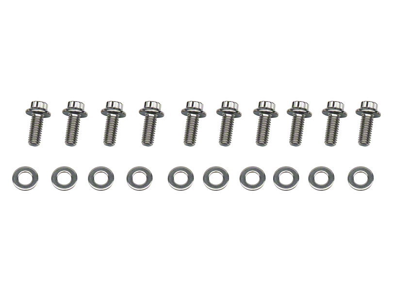 ARP Stainless Steel Differential Cover Bolts - 8.8 in. (86-14 GT, Mach 1; 07-12 GT500; 93-04 Cobra; 11-14 V6)
