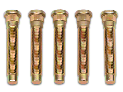 ARP Front Wheel Stud - 0.549 in. Knurl (05-14 All)