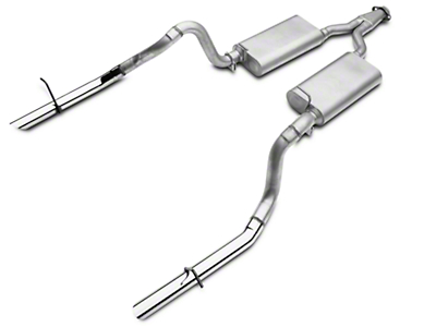 Flowmaster Force II Dual Catback Exhaust (94-97 V6)