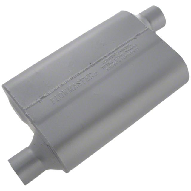 Flowmaster Original 40 Series Offset Muffler - 2.25 in. (79-04 All, Excludes 99-04 Cobra)
