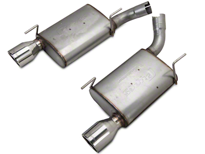 Pypes Violator Axle-Back Exhaust (05-10 GT, GT500)