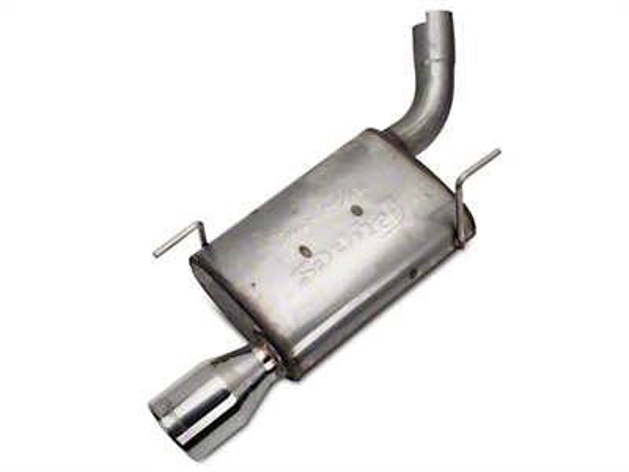 Pypes Street-Pro Axle-Back Exhaust (05-10 V6)