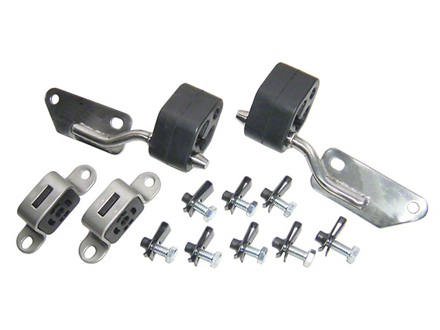 Pypes Exhaust Hanger Kit (99-04 All)