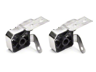 Add 2005+ Mustang 304 Stainless Steel Exhaust Hanger Kit