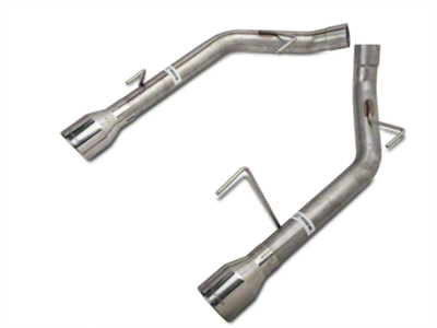 Pypes Muffler-Delete Axle-Back Exhaust (05-10 GT, GT500)