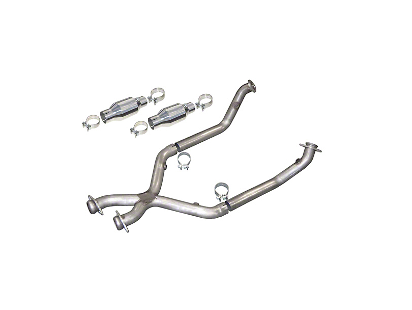 Pypes Catted X-pipe (99-04 GT)
