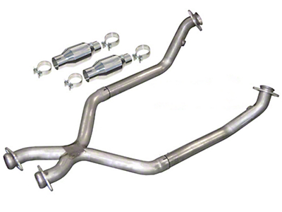Pypes Catted X-Pipe (98-04 V6)