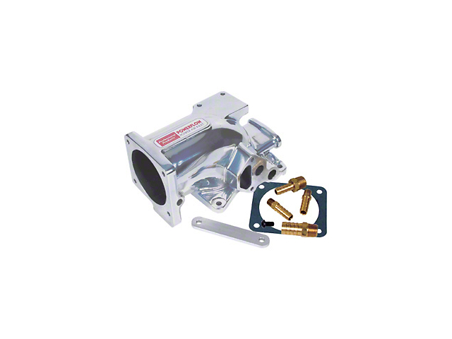 Professional Products Satin Upper Intake Plenum (96-04 4.6L 2V)