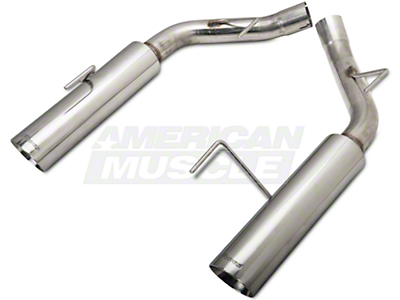 Pypes Pype-Bomb Axle-Back Exhaust (05-10 GT, GT500)