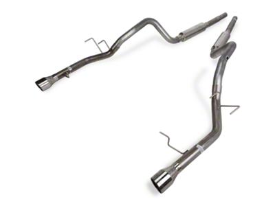Pypes Mid Muffler Catback Exhaust (11-14 V6)