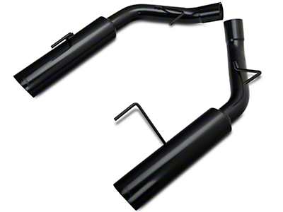 Pypes Black Pype-Bomb Axle-Back Exhaust (05-10 GT & GT500)
