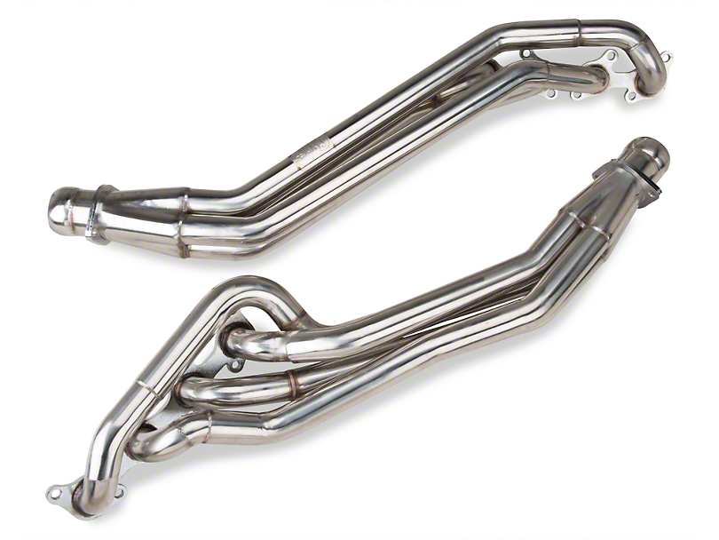 Pypes Polished Long Tube Headers (11-14 GT)