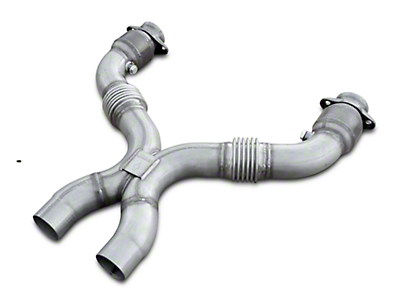 Pypes Catted X-Pipe (11-14 GT w/ Long Tube Headers)