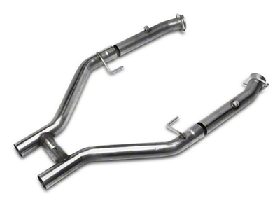Pypes Off-Road H-Pipe (05-10 GT w/ Long Tube Headers)