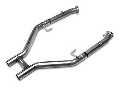 Pypes Off-Road Shorty H-Pipe (05-10 GT)