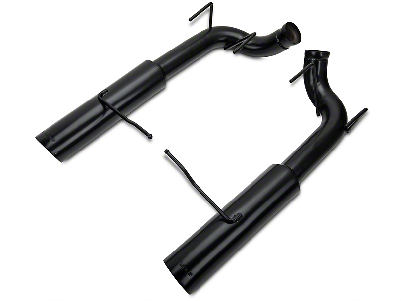 Pypes Black Pype-Bomb Axle-Back Exhaust (11-14 V6)