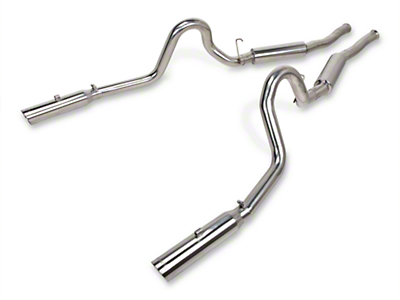 Pypes Pype-Bomb Cat-Back Exhaust (86 GT; 86-93 LX; 94-04 GT, Mach 1, Bullitt)