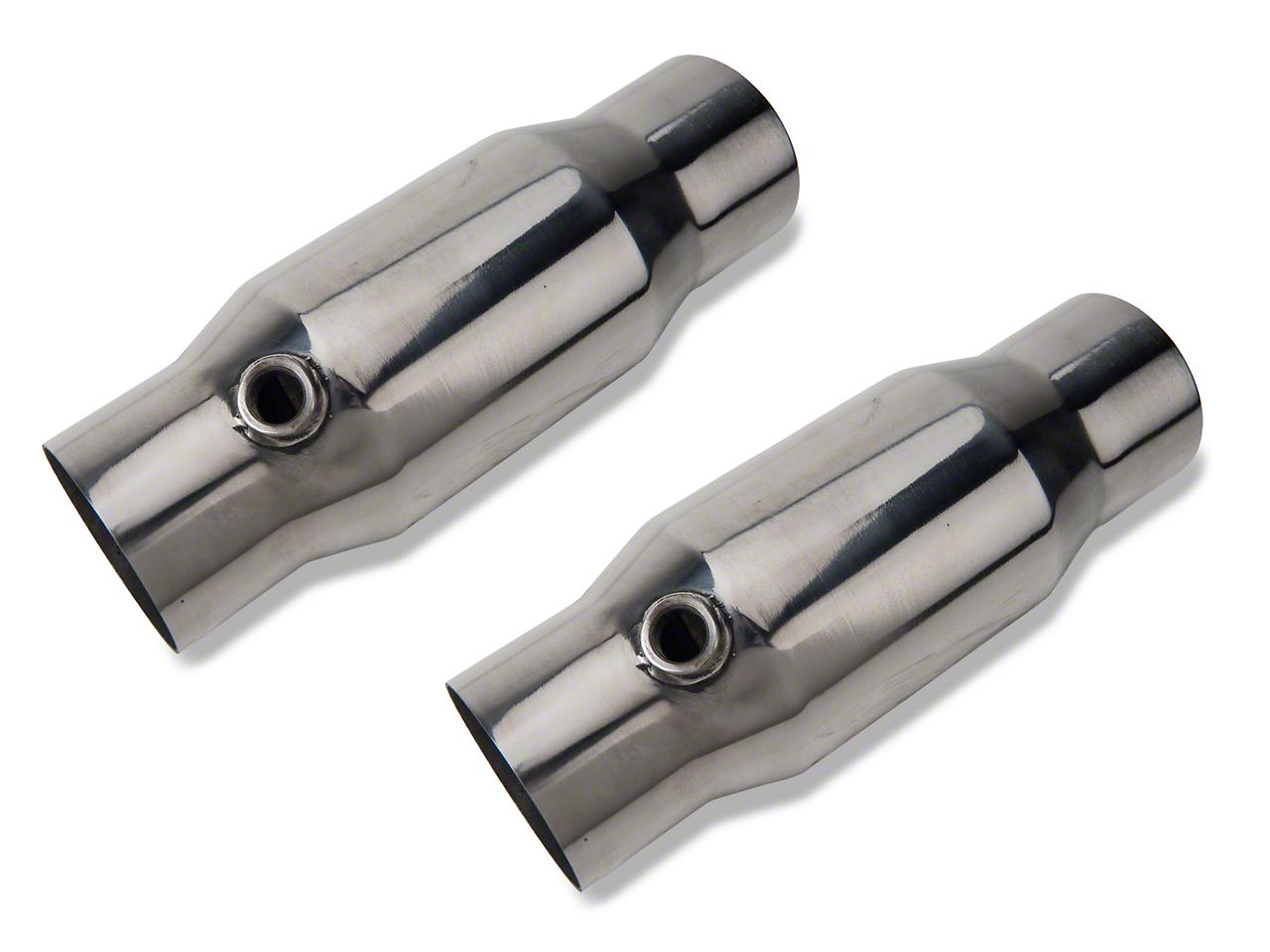 Pypes High Flow Metallic Catalytic Converter Kit (11-14 All)
