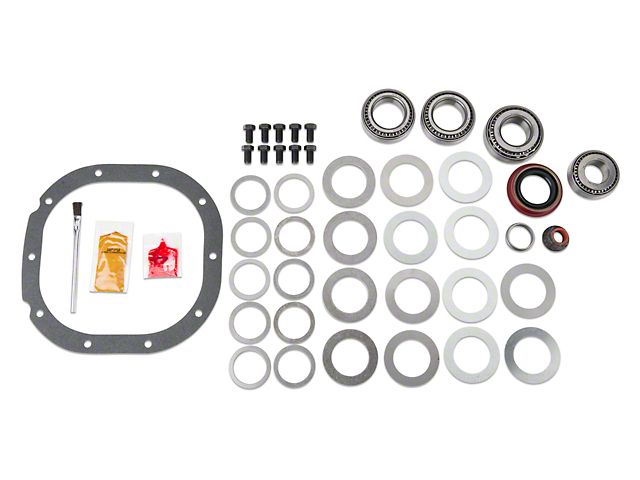 Motive Rear End Installation and Bearing Kit - 8.8 in. (86-14 V8; 11-14 V6)