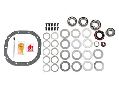 Rear End Installation and Bearing Kit - 8.8in (86-14 V8; 11-14 V6)