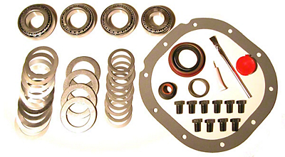 Rear End Installation and Bearing Kit - 7.5in (79-85 V8; 86-10 V6)