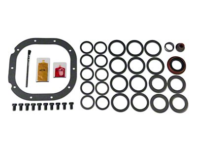 Rear End Installation Kit - 8.8in (86-14 V8; 11-14 V6)