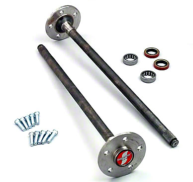 Superior 8.8 Axles - 31 Spline 5-Lug (79-93 5.0L)