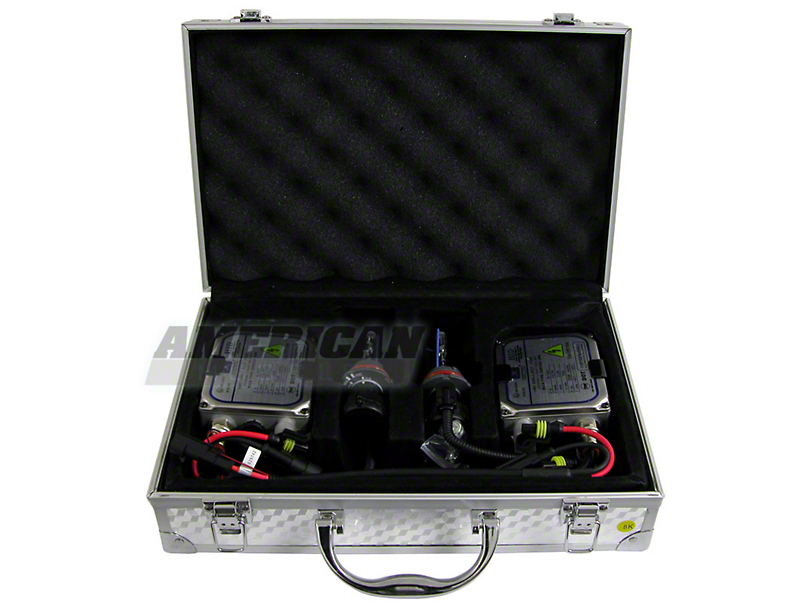 HID Single Beam Fog Light Conversion Kit - 893 Bulb (94-04 GT; 94-01 Cobra)
