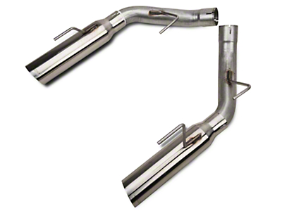 SLP Loudmouth Axle-Back Exhaust (05-10 GT, GT500)