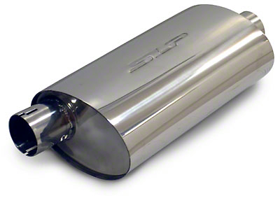 SLP 'Power-Flo' Mufflers (Pair)