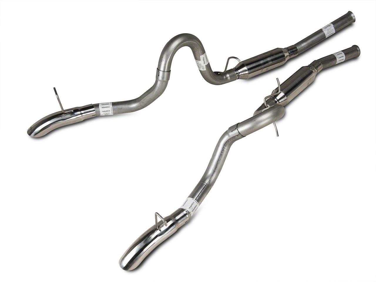 SLP Loudmouth Catback Exhaust (86-93 GT)