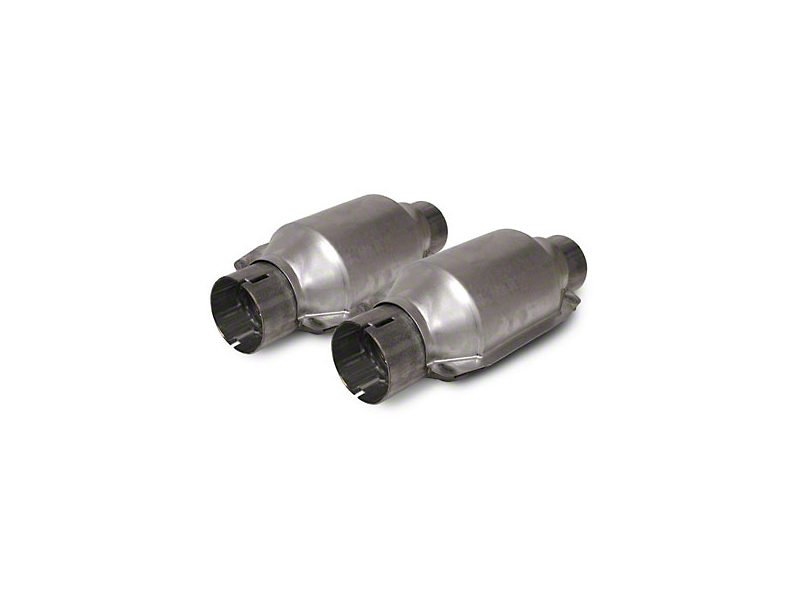 SLP High Flow Catalytic Converter Kit (96-10 All)