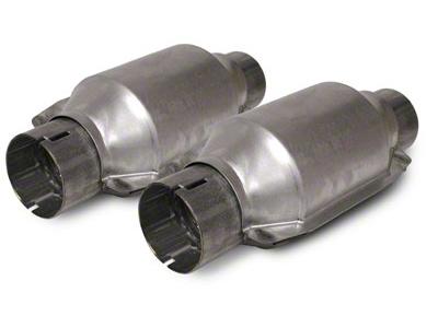 SLP High Flow Catalytic Converter Kit (96-10 All)
