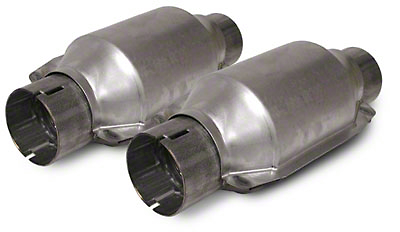 SLP High Flow Catalytic Converter Kit (96-04 All)
