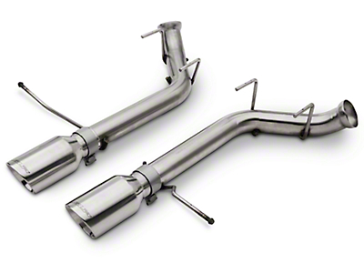 SLP Loudmouth Axle-Back Exhaust (11-14 GT & GT500)