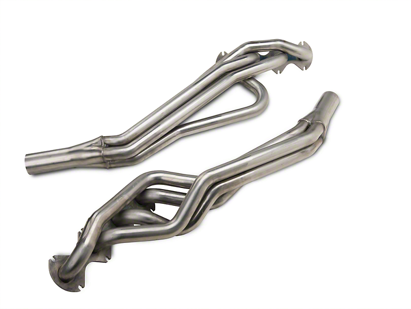 JBA Natural Long Tube Headers (05-10 GT)